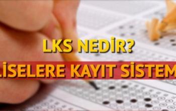 2018 Liselere Giriş Sınavı (LGS) Değerlendirmesi